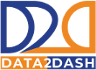 Data2Dash Logo